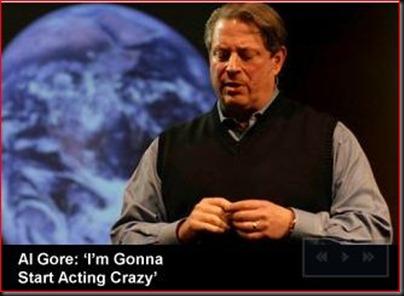 Crazy Al Gore