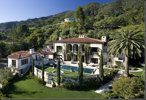 Mr carbon footprint himself al-gore-house-santa-barbara