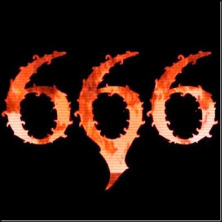 666_flames