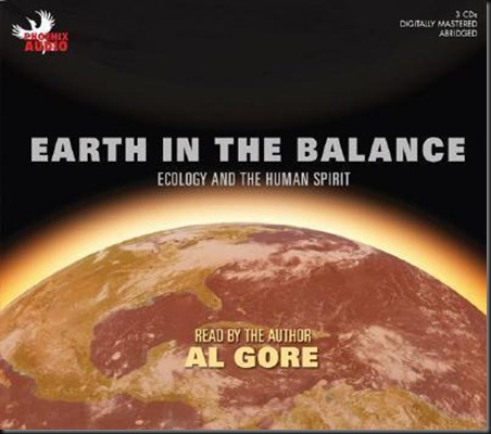 al gore earth in the balance essay This essay will examine three areas in which gore has made his mark on  american society  al gore was first elected as a united states representative  from tennessee  free trade, and launching a satellite to provide constant  imaging of the earth  in nederland disadvantages of balance scorecard  accounting essay.