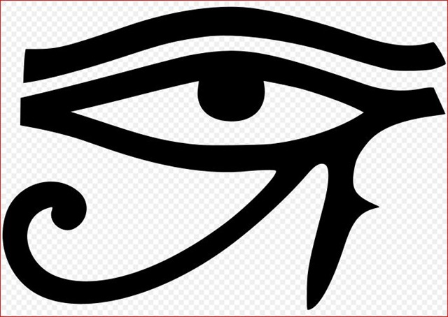 eye of ra and horus