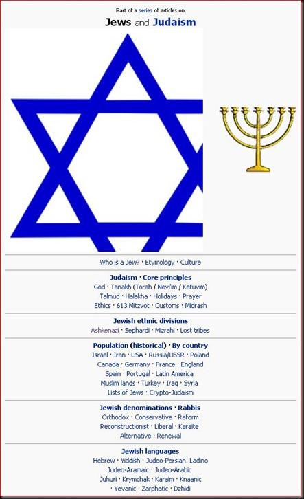 Jews and Judaism part1