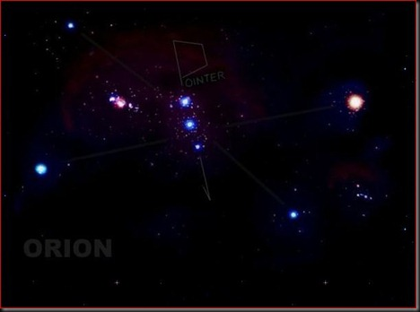 orion constellation research papers