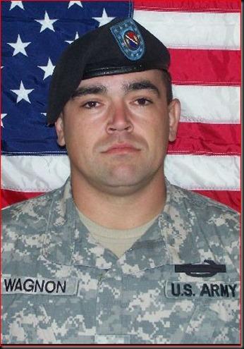 Spec. Michael S. Wagnon II of Las Vegas