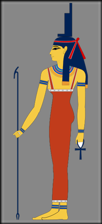 Besides performing the first mummification, Isis was known for her  ferocious dedication to her son, Horus. She upheld his right to rule Egypt  against the ... 209276fd75c