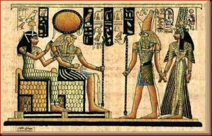 38 -Horus Isis Osirus
