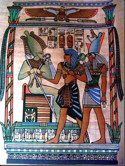 42 - Osiris Horus Seth