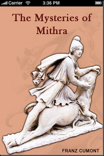 Franz Cumont - The Mysteries Of Mithra