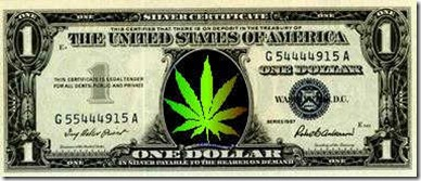 Thisguy - Digital Blasphemy - Marijuana dollar (comedy, hemp, marijuana, weed, pot, dank, has