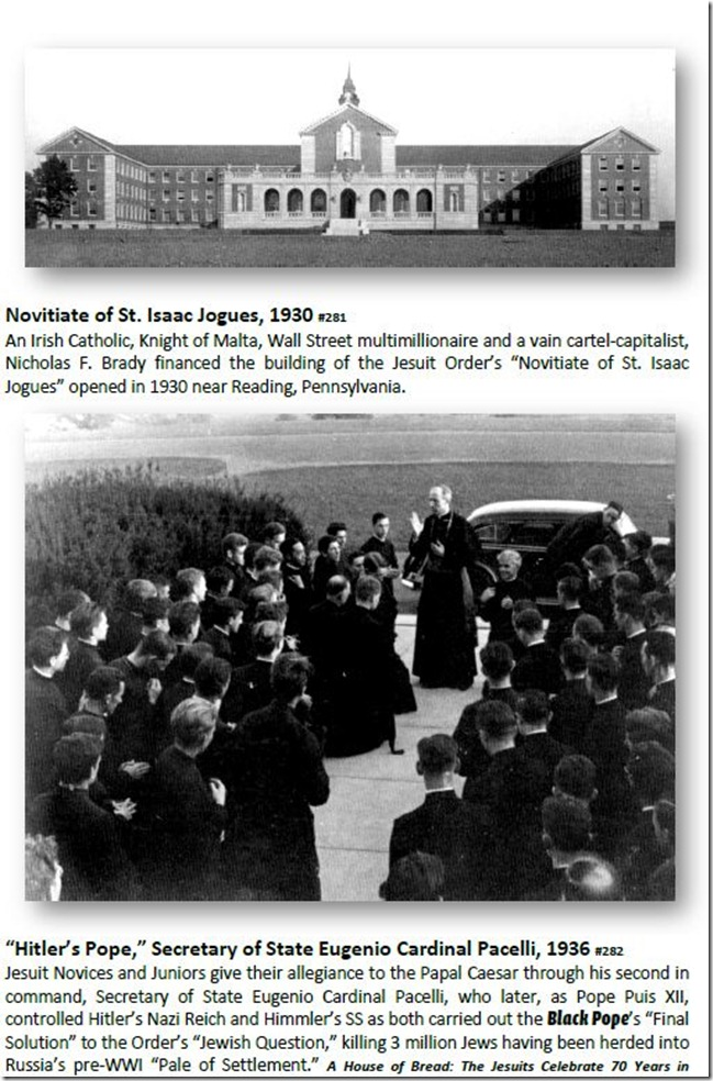"""""""Hitler's Pope,"""" Secretary of State Eugenio Cardinal Pacelli, 1936"""