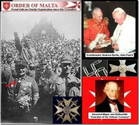 nazi and pope
