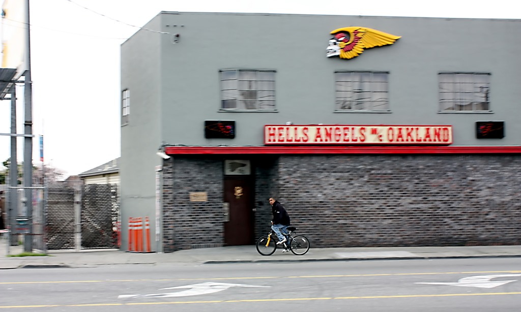 Oakland Hells Angels Motorcycle Club