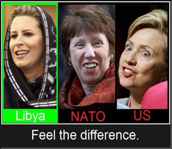 libya feel the diference